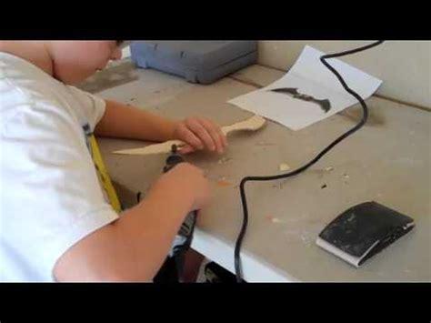 How To Make A Paper Batarang - how to build a batarang