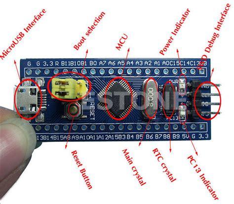 stm32f103c8t6 arm stm32 minimum system development board module for arduino dhus digipak