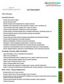 Responsibilities Office Manager by Office Manager Duties For Dental Office Excel Images Frompo