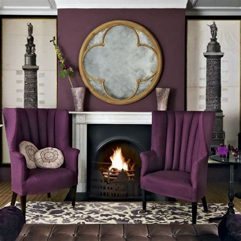 plum living room ideas purple living room decorating plum pinterest