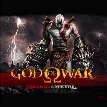 god of war blood and metal god of soundtrack review god of war blood metal ep fandomania