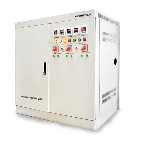 Emmerich Master Volt Ht 100kva by Jual Stabilizer Listrik No 1 Di Indonesia Stabilizer