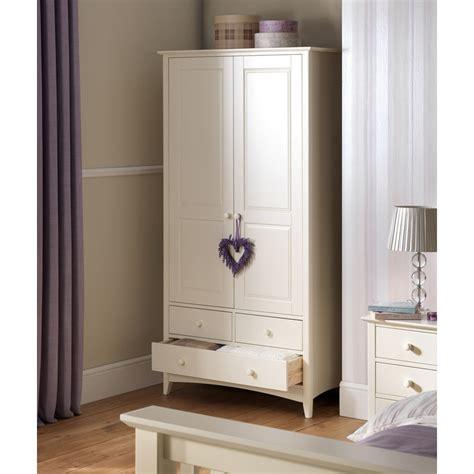 White Childrens Wardrobes by Wardrobe In White Finish Furniture