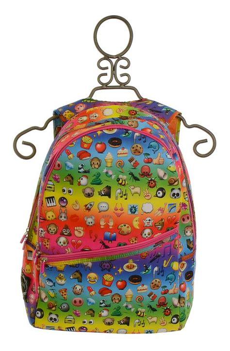 Zara Rainbow zara terez rainbow emoji backpack backpacks for emoji backpack emojis and