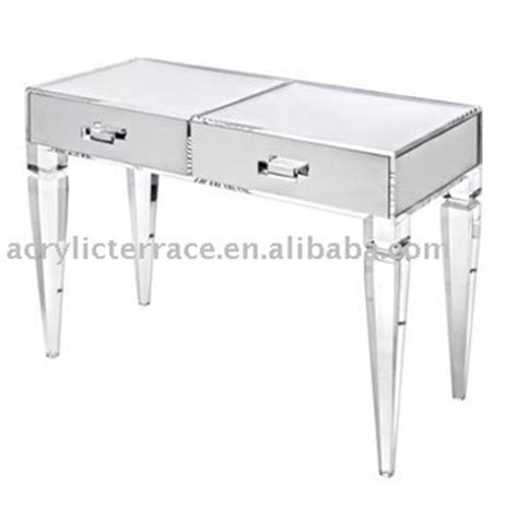 Lucite Vanity Table Acrylic Lucite Vanity Table Buy Acrylic Lucite Vanity Table Plexiglass Vanity Table Perspex