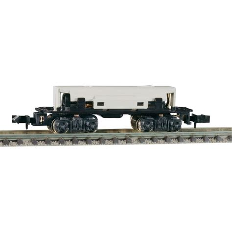 N Chasis kato 11105 n motorised chassis 4 axled 4 axled from conrad