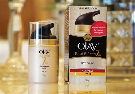 Olay Total Effect Kemasan Kecil ผลการใช 14 ว น olay total effects 7 in 1 normal day spf15