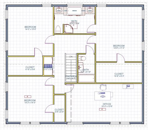 2nd floor addition floor plans the grand second story addition design extensions