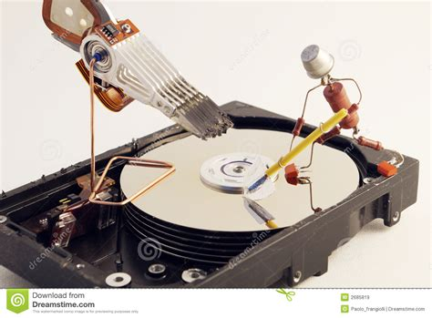 Repair Harddisk hdd repair royalty free stock images image 2685819