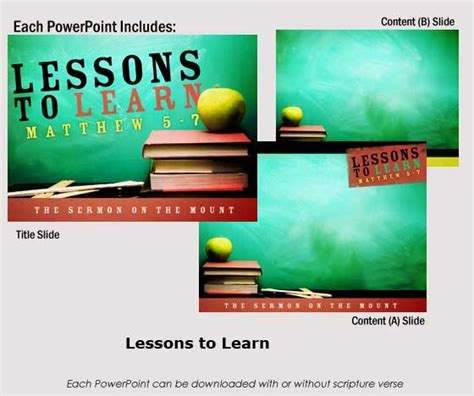 tutorial to learn powerpoint back to school powerpoints childrenssermons com