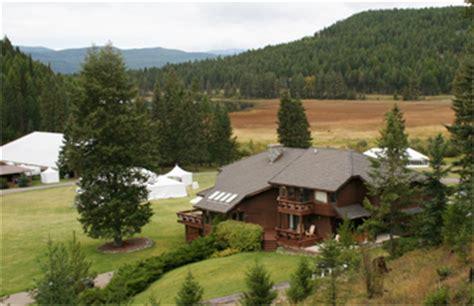 Wedding Venues Montana by Montana Wedding Venues And Big Sky Wedding Venues