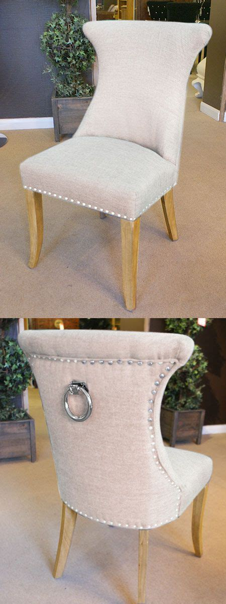 Ring Pull Dining Chair Chairs With Ring Backs Ring Pull Studded Dining Chair Lusting After Furniture