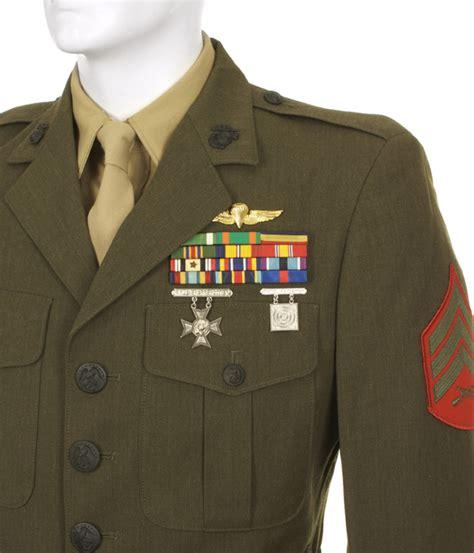 marine corps service alpha blouse belt model blouse batik