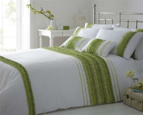 white and lime green bedroom 50 bedroom decorating ideas for apartments ultimate home