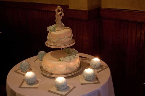 Wedding Cake Candle by Candle Lit Wedding Cake By Cellascakes On Deviantart