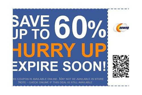 newegg online coupons