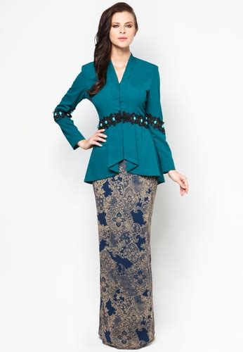 Sandal Wanita Exclusive Atm529 Sandal Wedges Untuk Pesta Ceremony buy chantilly by jovian mandagie carola baju kurung