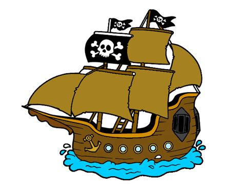 imagenes de barcos en caricatura caricatura de barcos piratas imagui