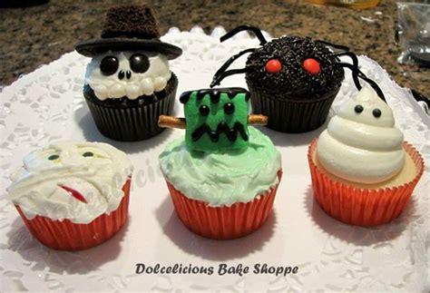 spooky halloween cupcake ideas family holidaynetguide
