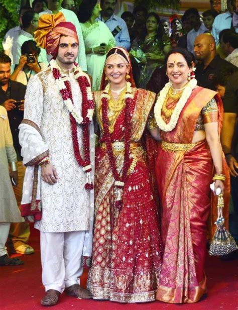 Esha deol marriage pics of maryam