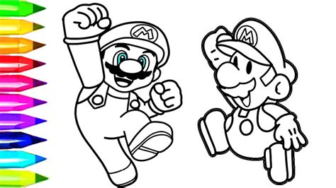 mario coloring sheets mario coloring pages coloring pages
