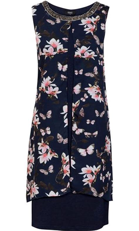 Sleeveless Chiffon Midi Dress sleeveless printed chiffon layered embellished midi dress