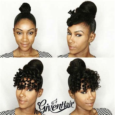 heatless protective hairstyles 10 hot summer ready heatless protective natural hairstyles