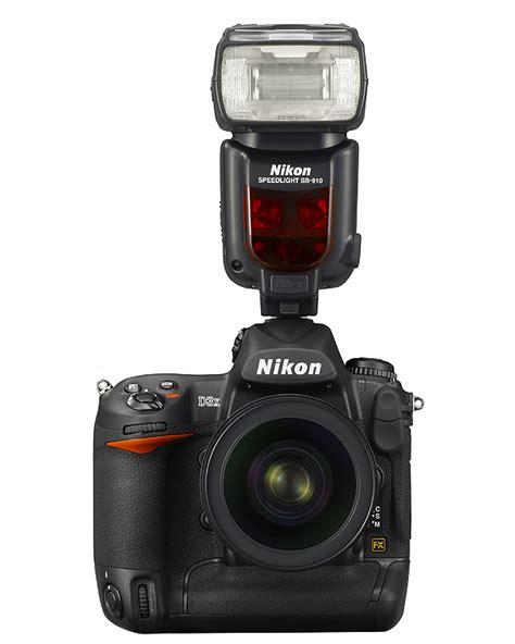 tutorial flash nikon sb 910 nikon speedlight sb 910 flash on nikon d3x camera body
