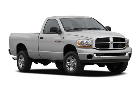 2007 Dodge Ram 3500 Information