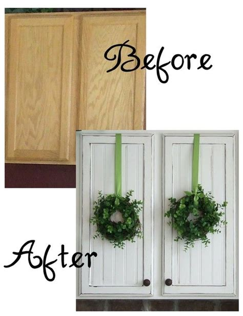 Redoing Kitchen Cabinet Doors | redo kitchen cabinets doors ideas diy crafts pinterest