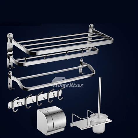 polished chrome bathroom accessories dual no drill wall mount polished chrome bathroom accessories