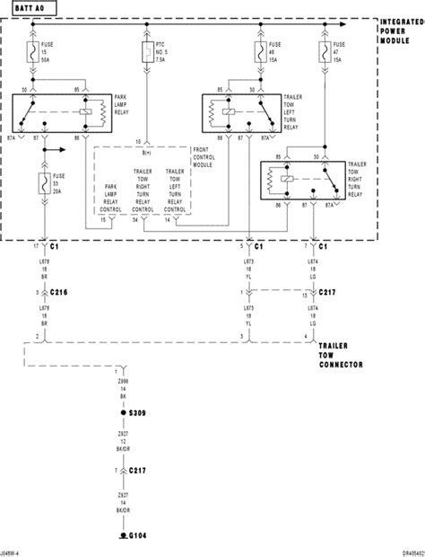 2004 dodge ram hemi wiring diagram efcaviation