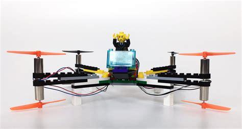 membuat drone mainan flybrix hadirkan lego drone bongkar pasang sesuai