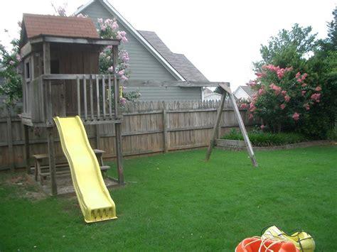 swing set removal hullaway llc demoliton