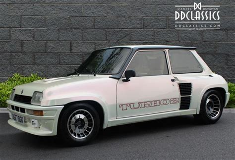 renault 5 turbo 2 lhd