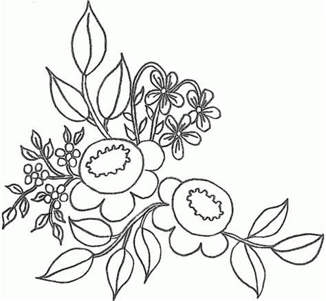cenefas para pintar cenefa de flores para colorear imagui