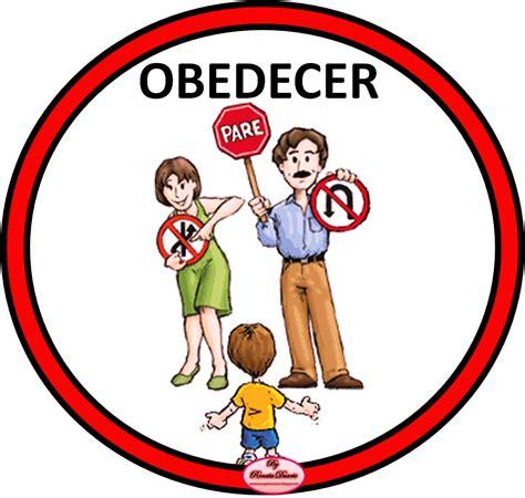 dibujos cristianos de la obediencia la obediencia