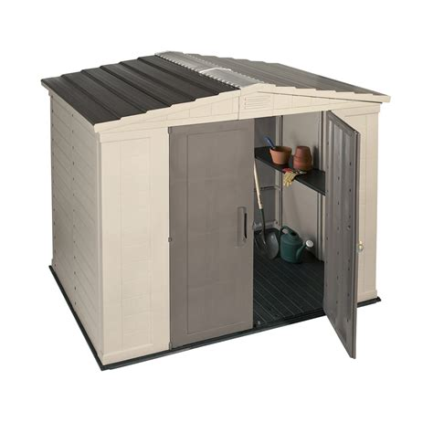 vinyl storage sheds lowes plans guide plastic storage sheds lowes inspirational pixelmari com