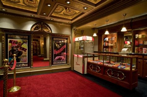 indianapolis home theater  box office lobby