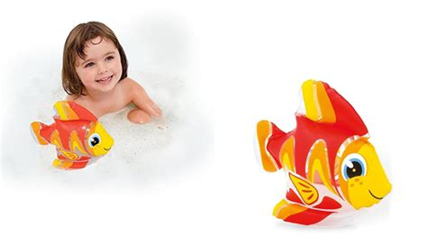 Intex Puff And Play Baby Turtle intex puff play water toys 28 x 20 cm