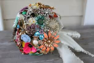 how to make a bouquet parsonage events how to make a vintage brooch bouquet