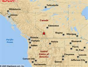 canmore canada map immer wieder norwegen aber auch anderes 2016