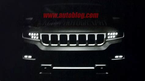 jeep wagoneer 2019 2019 jeep grand wagoneer s final design reportedly ready