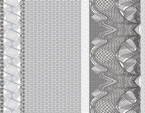 slld abstracts banknote designs  verilin linen collection