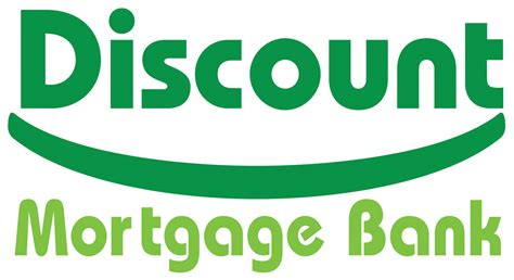 bank discount discount mortage bank logo