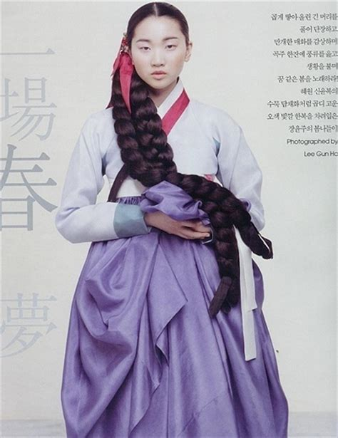korean hairstyle for hanbok 120 best images about korean hair on pinterest