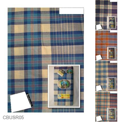 Kain Motif Kotak kain sarung batik motif kotak sarung murah batikunik