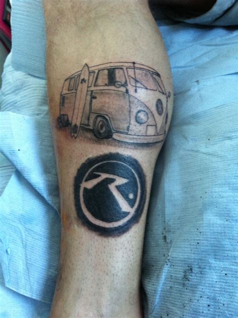 17 best images about kombi ink kombi tattoo vw tattoo