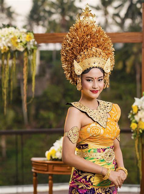 Hiasan Adat Bali Untuk Di Rambut pancaran agung busana pengantin bali weddingku