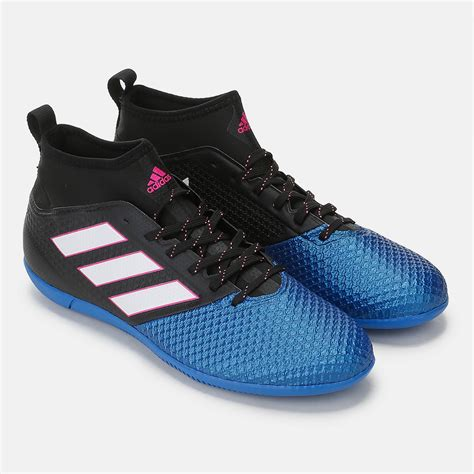 shop black adidas ace 17 3 primemesh indoor football shoe